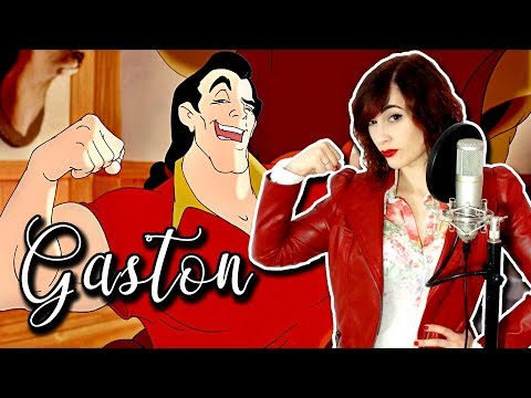 "Alan Menken  ""Gaston"" Cover by Cat Rox"