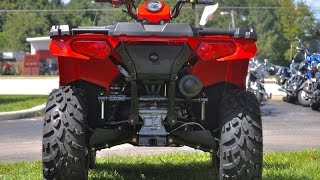 8. Can A 2016 Polaris Sportsman 570 Jump? Short review and story.