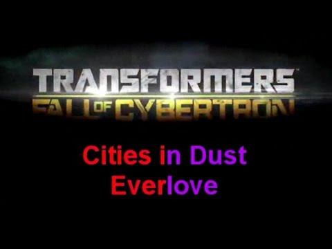 Cities in Dust with Fall of Cybertron - Music Video