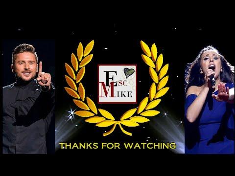 Eurovision 2016 - MY AWARDS видео