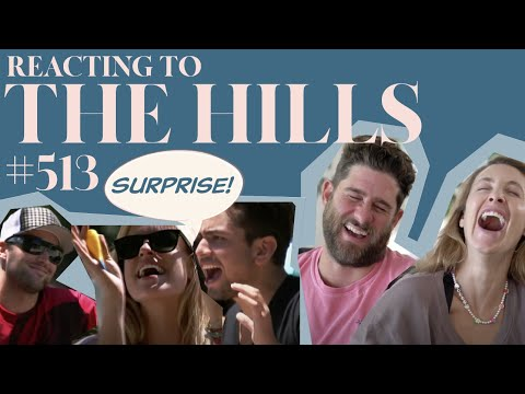 Reacting to 'THE HILLS'   S5E13   Whitney Port