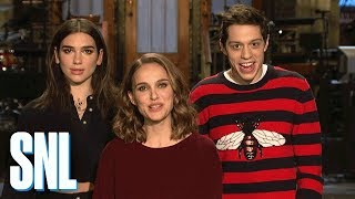 Video It's Too Early for Pete Davidson - SNL MP3, 3GP, MP4, WEBM, AVI, FLV April 2018