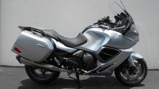 7. 2013 Triumph Trophy SE Ride & Walkaround Video Gulf Coast Motorcycles