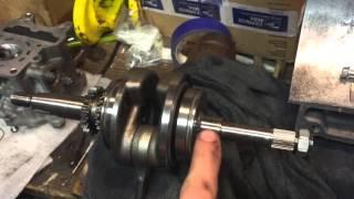 10. Honda Ruckus Engine