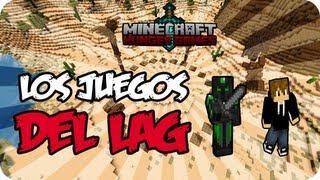 Los Juegos del LAG!! - Los juegos del Hambre c/ Luzu - MINECRAFT