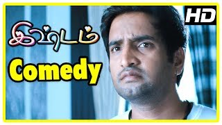 Video Santhanam Latest Comedy Scenes 2017 | Ishtam Comedy Scenes | Vimal | Santhanam | Nisha | Misha MP3, 3GP, MP4, WEBM, AVI, FLV Januari 2018