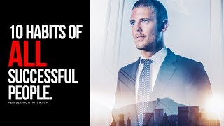 Video 10 Habits Of All Successful People! MP3, 3GP, MP4, WEBM, AVI, FLV Juli 2018