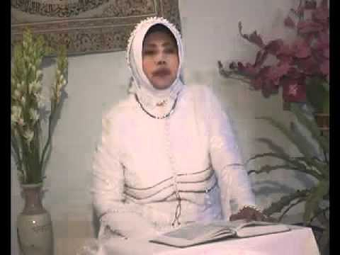 YouTube   Hajjah Maria Ulfah Part 3