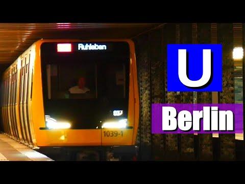 U-Bahn Berlin - das größte U-bahnsystem in Deutschl ...