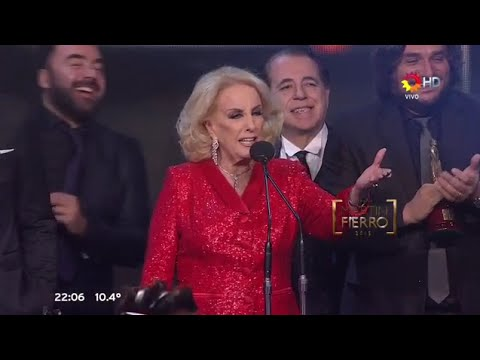 Almorzando con Mirtha Legrand  – Mejor Interés general / Magazine – Martin Fierro 2015
