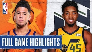 SUNS at JAZZ   FULL GAME HIGHLIGHTS   February 24, 2020 by NBA