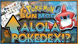ALOLA REGIONAL POKEDEX CONFIRMED?! CHINESE RIDDLER LEAKS! Pokémon Sun and Pokémon Moon Theory! by aDrive