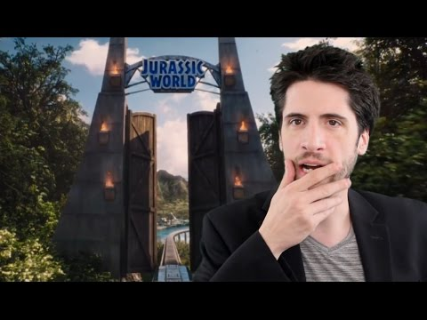 Jurassic World trailer review
