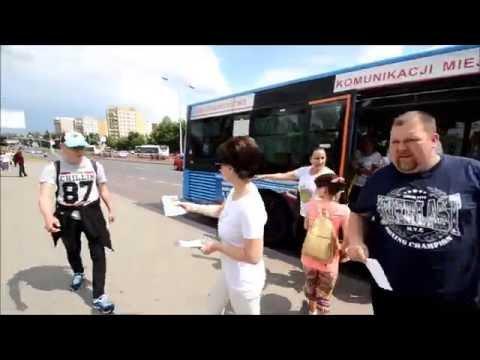 Autobusem na… wykład