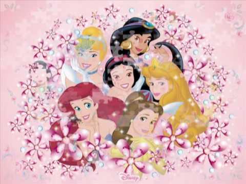 Princesas Disney-Mi Reflejo