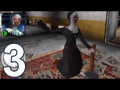 Evil Nun - Gameplay Walkthrough Part 3 - New Update (iOS, Android)