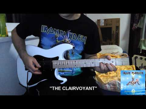 "Iron Maiden - ""The Clairvoyant"" Cover"