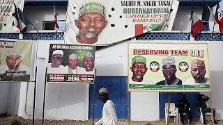 Security Stepped Up - Nigerian Presidential Elections