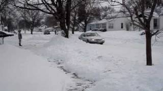 Marshalltown (IA) United States  city photos : nieve en marshalltown ia usa 12-09-2009