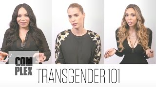 Transgender 101: What is Transgender, Transexual, and Gender Identity? | Complex