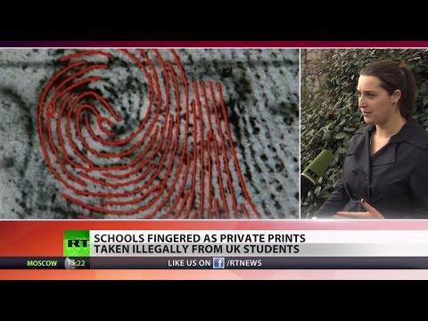 UK schools fingerprinted over 800k kids, third without parents' consent