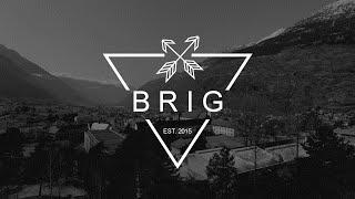 Brig Switzerland  City pictures : Drone footage - Brig [Switzerland]