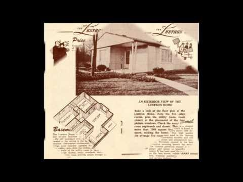 My Historic Lustron Home
