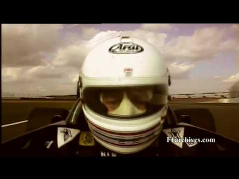Brundle Drives Ayrton Senna's 1986 Lotus 98T