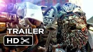 Transformers: Age of Extinction TRAILER 2 (2014) - Mark Wahlberg Movie HD - YouTube