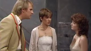 Nyssa leaves the Doctor