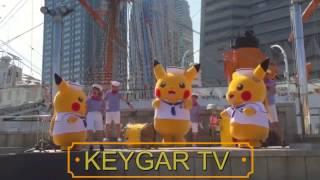 Lagu Anak Indonesia Nusantara Badut Pokemon Joget Cicak Di Dinding Balonku Ada 5 Dangdut
