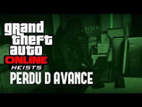 PERDU D'AVANCE - COURT METRAGE GTA 5 (видео)