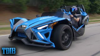 Living With a Polaris Slingshot! Terrific or Terrible? by That Dude in Blue