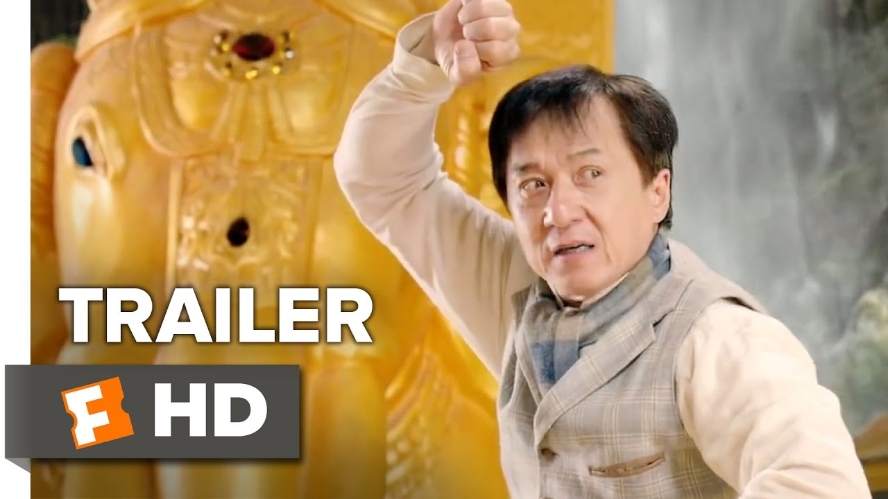 Watch Jackie Chan in Chinese-Indian Action-Comedy 'Kung Fu Yoga' (Trailer)