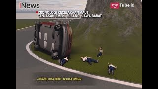 Video Inilah Kronologi Kecelakaan Maut Minibus di Tanjakan Emen - iNews Sore 12/03 MP3, 3GP, MP4, WEBM, AVI, FLV April 2018