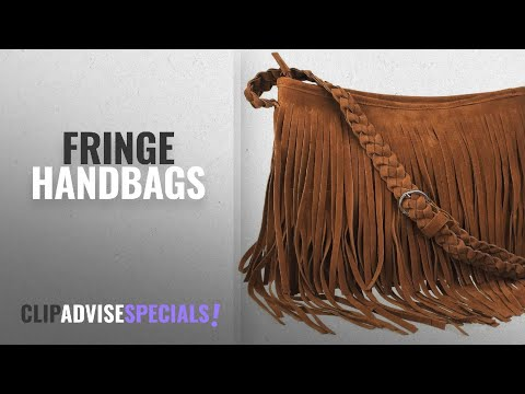 Top 10 Fringe Handbags For Women | Fashion Trends 2018
