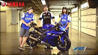 6. 2017 Yamaha YZF-R6 Features & Benefits