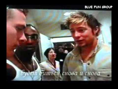 Duncan James and Lee Ryan (Blue)