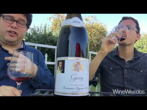 2010 Domaine Pigneret Givry Rouge Burgundy, France Invoer Imports French Red Wine