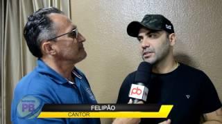 Felipão fala da emoção de voltar aos palcos e conta experiencia gospel