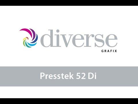 Presstek 52Di