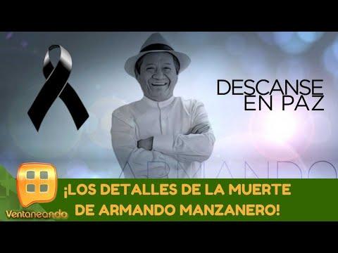 ¡Los detalles de la muerte de Armando Manzanero! | Programa del 28 de diciembre 2020 | Ventaneando