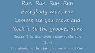 Rihanna- Pon De Replay (Lyrics)