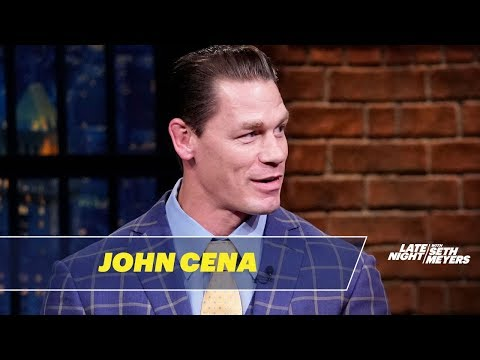 John Cena Is Scaling Back on Wrestling to Focus on Acting