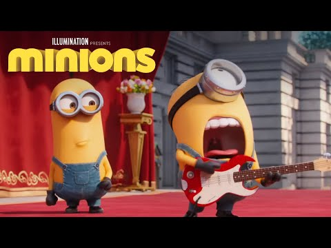 Minions (TV Spot 'The Road to Rule')