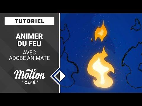 [TUTO] Animer du Feu avec Adobe Animate
