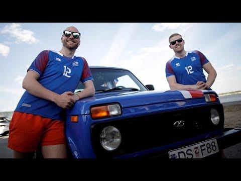 Μουντιάλ: Από την Ισλανδία στη Ρωσία… με ένα Lada!