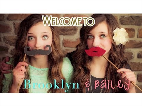 Intro Video - Follow us on Instagram and see daily photos of our crazy family fun... http://www.instagram.com/BrooklynAndBailey This is our very first video, and we are a ...