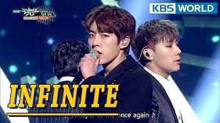 Download Lagu INFINITE (인피니트) - Tell Me [Music Bank HOT Stage / 2018.01.19] Mp3