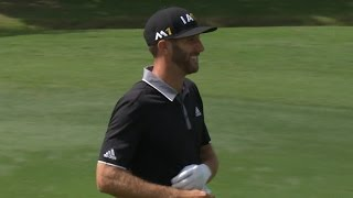 Dustin Johnson's hole-out eagle leads Shots of the Week by PGA TOUR
